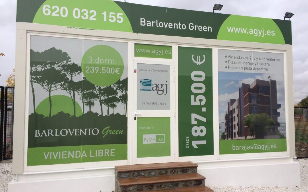 Comienzo comercializacion de Barlovento Green